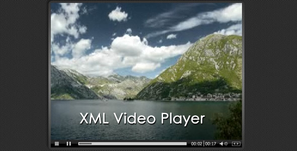 XML Video Player