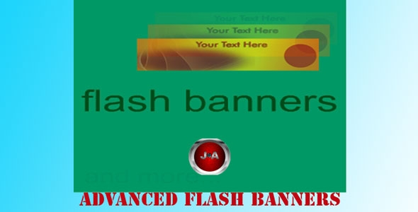 Business flash Banner Ad