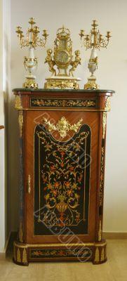Old-time furniture
