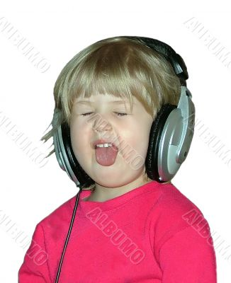 isolated, enjoyment by music at early age
