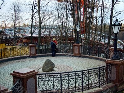Festival amphitheatre roof  -15-03-2007