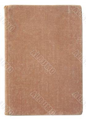 vintage rough book cover