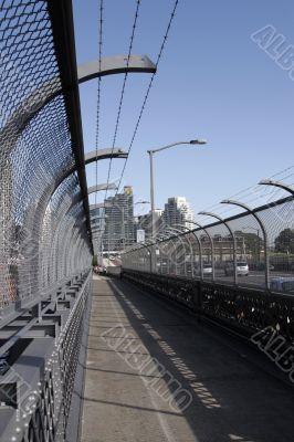 Sydney Harbor Bridge Walkway