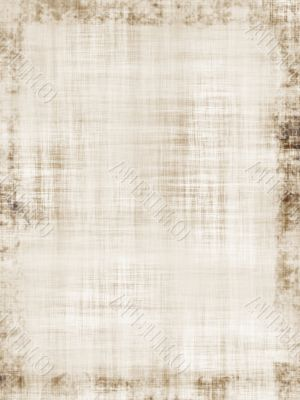 Grungy textile background