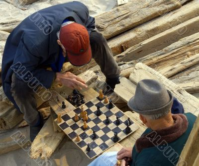 Chess players 3