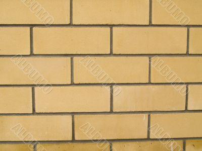 Yelow brick wall