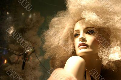 Glamorous Female Mannequin