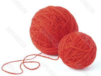 wool clews