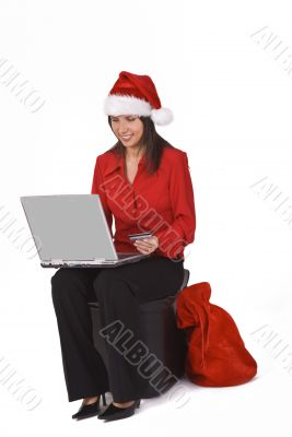 Christmas online purchase