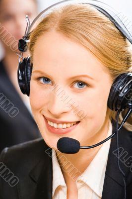 Confident consultant