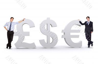 business economic partnership