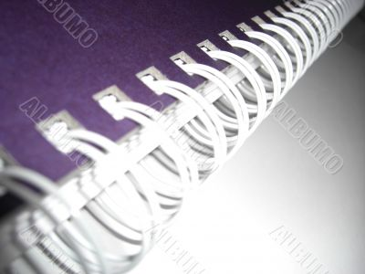 dynamic spiral binding