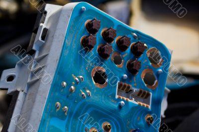 Control Module, fuse box