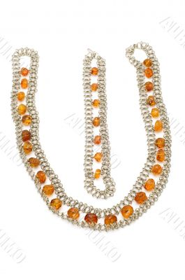 beads with bracelet
