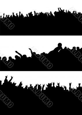 crowd variation