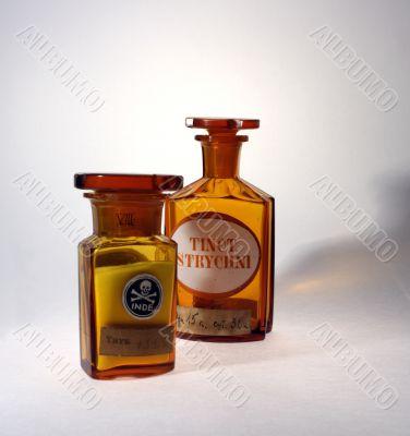 Anciet Pharmaceutical Phials
