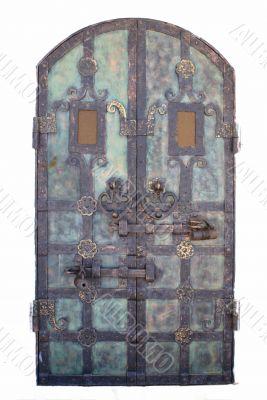 Door to a fairy tale