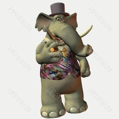 Eric the Elephant