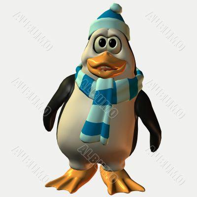Toonimal Penguin