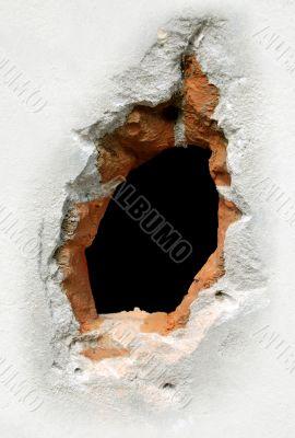 hole background