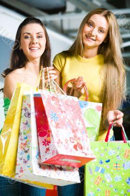 Doing shopping