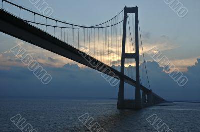 Sunset Bridge USA