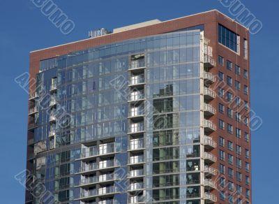 Modern High-Rise Condominiums