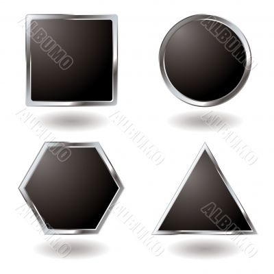 silver button variation