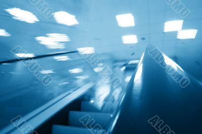 transportation escalator