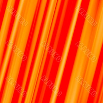 Glowing speed streaks