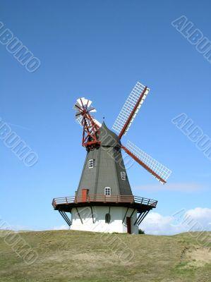 History windmill