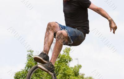 BMX Warrior