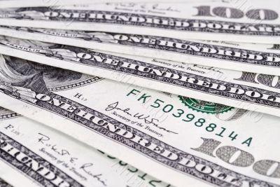 US dollars background-2