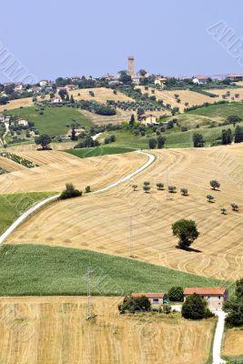 Marche - Landmark