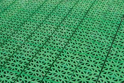 Tennis court cover