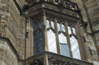 gothic revival window