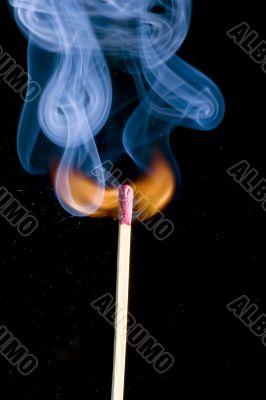 match on fire macro