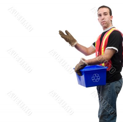 Recycle Worker