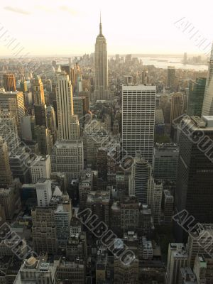 Glowing New York