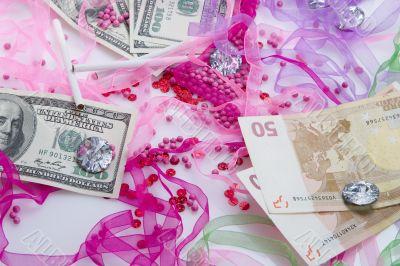 Glamour money