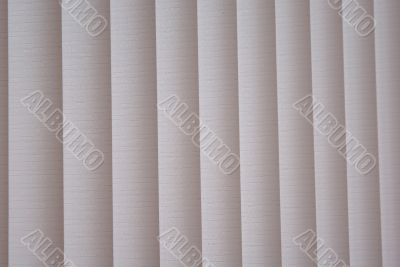 Grey vertical striped background like a jalousie