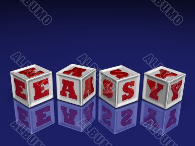 EASY 3d blockes