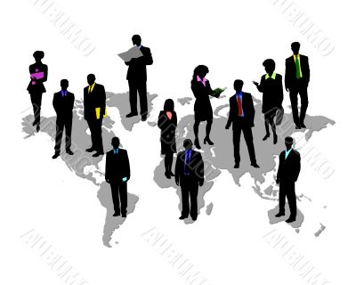 business people of the world