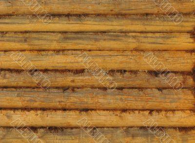 New log background