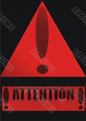 cautionary sign