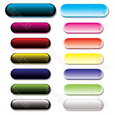 gel glow button variation