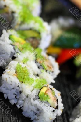 sushi california roll