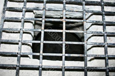 Cage in Kolossi Castle