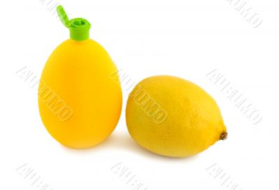 Citric acid and lemon