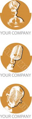 microphones logo